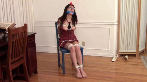 BDSM Bdsm Most Popular Detention for Schoolgirl Phoebe Queen