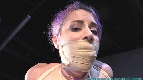 BDSM A Long Day of Hard Bondage for Rachel Dr. Straps Disciplined