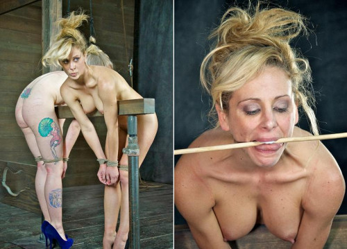 bdsm Hot sweetie likes to torture 3
