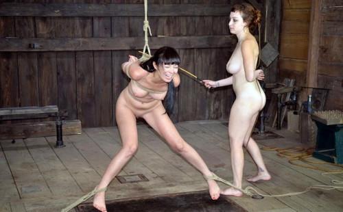 BDSM Nyssas Needs part 3 - Sexy Nyssa Nevers - HD 720p