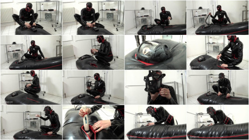 bdsm Inflate Bag Electro Part Two (2016)