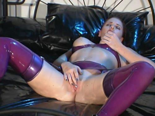 BDSM Latex SOS: Strap-On Sluts Vol.2