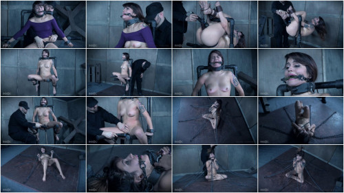 BDSM Girl Actually Goes and Fucks Herself