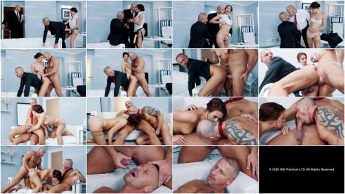 Bisexual Payday! Scene 4: Ani Blackfox, Tomm, Rodrigo