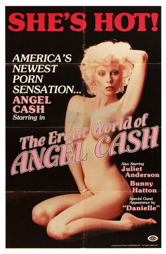 The Erotic World of Angel Cash (1982) - Angel Cash, Juliet Anderson
