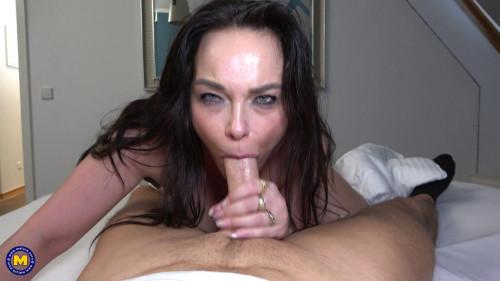 Horny German Dirty Priscilla gets fucked