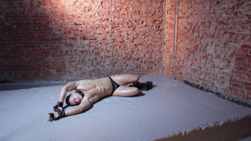 Gay BDSM RusCapturedBoys – Slave for Sale - Vasily - Part II