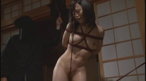 bdsm Hemp Rope Cut into the Thread of the Woman part 136