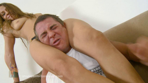 Femdom and Strapon Carmella - Go Through My Phone. You Die part 3
