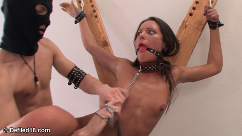 BDSM Sweet New Wonerfull Beautifull Collection Defiled18. Part 1.