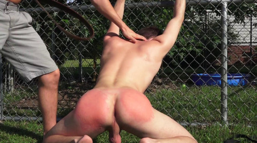 Gay BDSM A Stud and his Pup