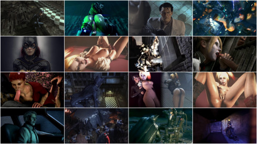 3D Porno Don't Harley Quinn- Don't Batman
