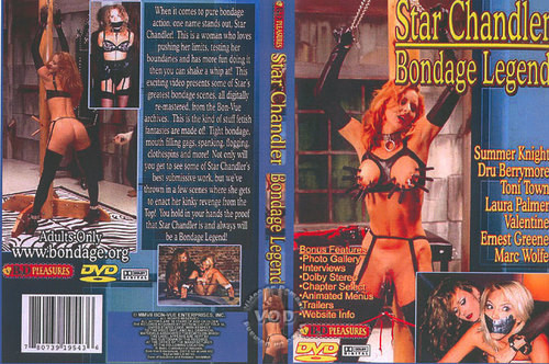 bdsm Star Chandler Bondage Legend