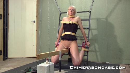 bdsm Kinky Blonde