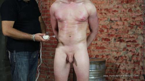 Gay BDSM RusCapturedBoys - Rented Captive Eugene - Finally Nude