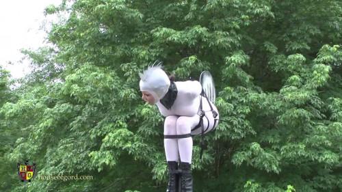 BDSM Ashley Renee double act