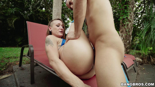 Public Fuck With Huge Ass Charley Hart