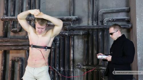 Gay BDSM Gennadiy - The slave to train - Final Part 3