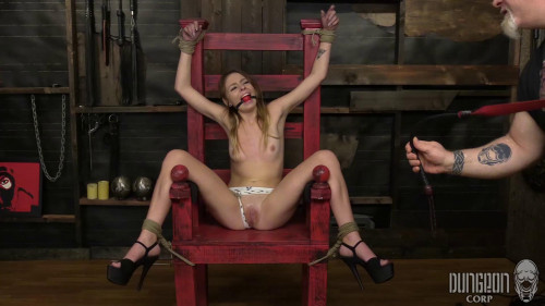 BDSM Anxious in Bondage part 1