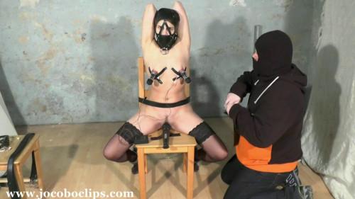 BDSM The Water Interrogation - Part 1 of 2