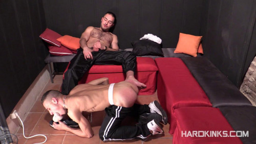 Gay BDSM Recparty - part 2