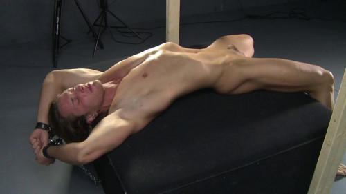 Gay BDSM Chris Prison of Pain - Part 3