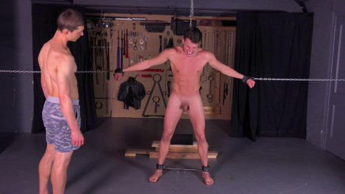 Gay BDSM Luca Is Italian Gay Ep. 8