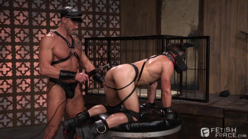 Gay BDSM Permission Scene Two Mike DeMarco And Dallas Steele (2015)
