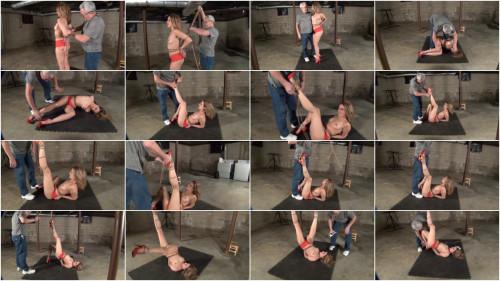 BDSM Breilla One Leg Up pt1