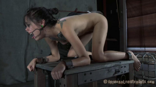 BDSM Juliette Black Live Fast