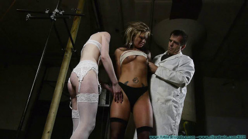 BDSM Dr. Cupcakes Gets a New Assistant pt.1