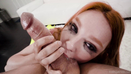 Lacy Lennon Can't Wait To Be Throat-Fucked1080p