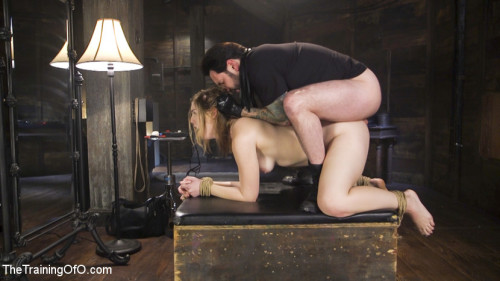BDSM Speech Training an Anal Slut: Ella Nova