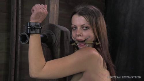 BDSM Whip Titty Fun - Nadia White