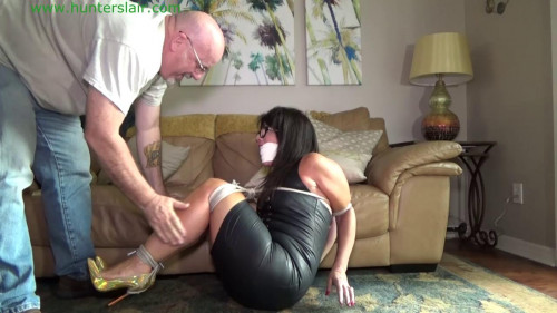 BDSM HunterSlair - Gigi - Balltied Milf