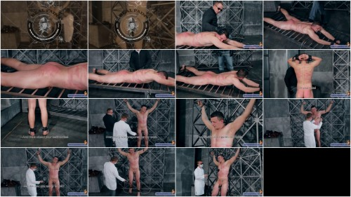 Gay BDSM Ruscapturedboys - Captured Hacker - Final Part - 2017