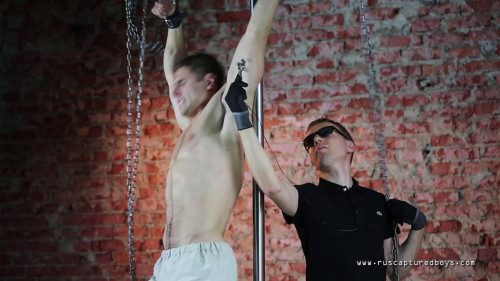 ruscapturedboys - The Training of Slave Zhenya. Part II