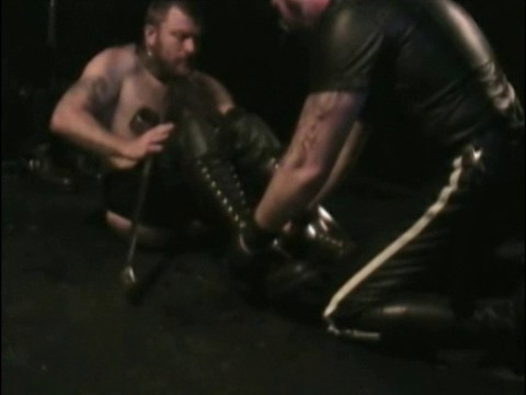 Gay BDSM Sado Master 1