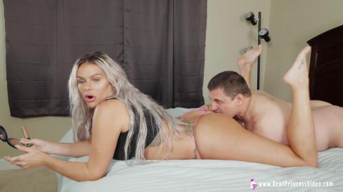 Ass Worship Bitch