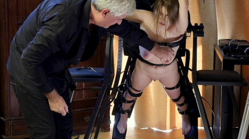 BDSM Nasty Journalist Punished Hard