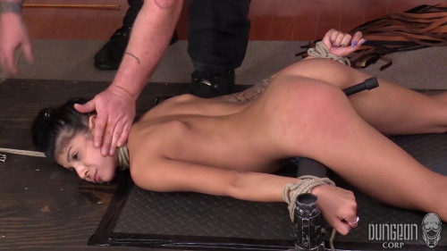 BDSM Small, Submissive and Overwhelmed part 3