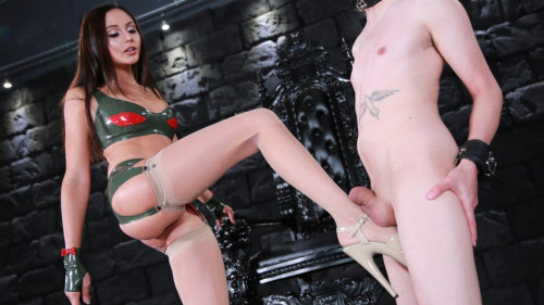 Femdom and Strapon FEmpire - Ariana Marie Ballbusting Payback