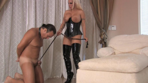 Femdom and Strapon Porn Most Popular Subby Hubby Collection part 31