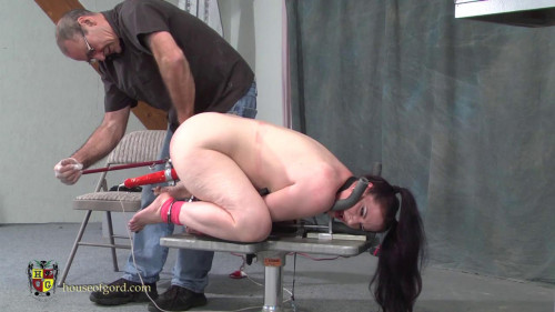 BDSM Cuffed and Fucked