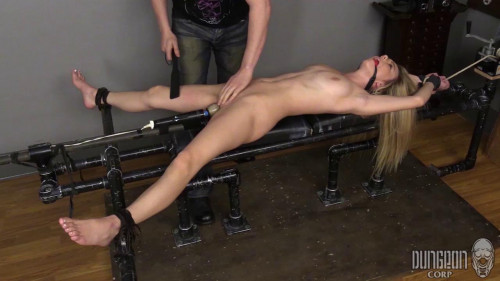 BDSM Molly Mae - Pushing Mollie Part4