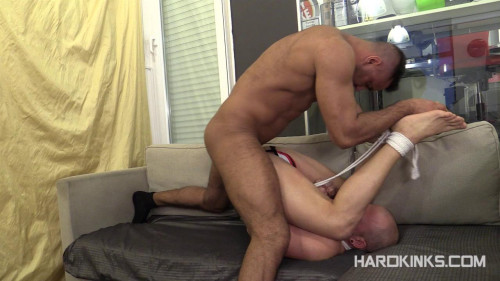Gay BDSM Sergi Serrano And Max Duran (2014)