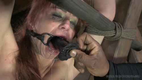BDSM Bella Rossi Pain is Love, part 4