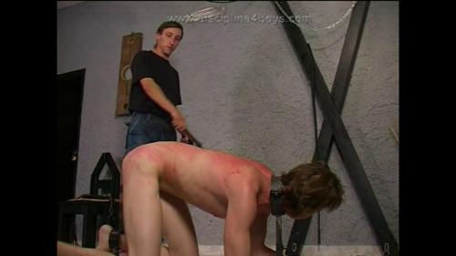 Gay BDSM Discipline4Boys - Dodger