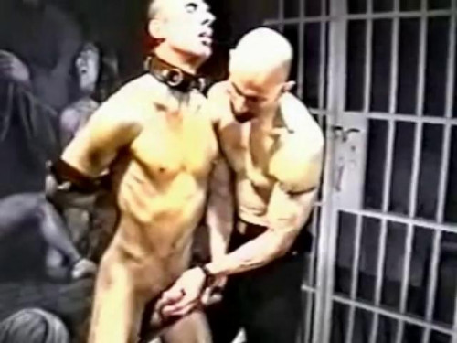 Gay BDSM 15 Make Me Cum Master