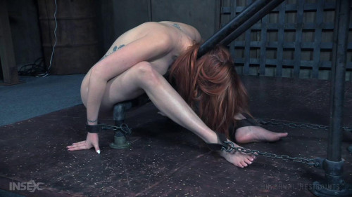 BDSM No Doubt that Lauren Phillips is Just a Sexy, Redhead Fuck Doll